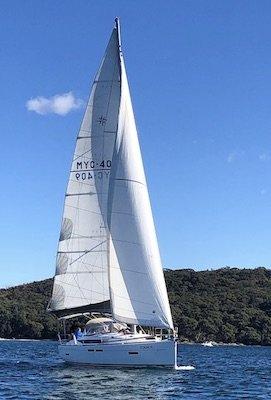 Solace Sailing
